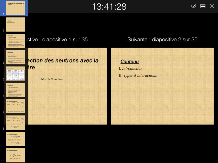 Access-slides