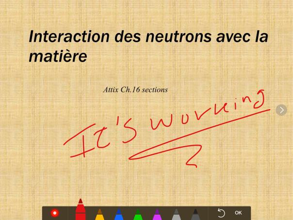 iOS-writing